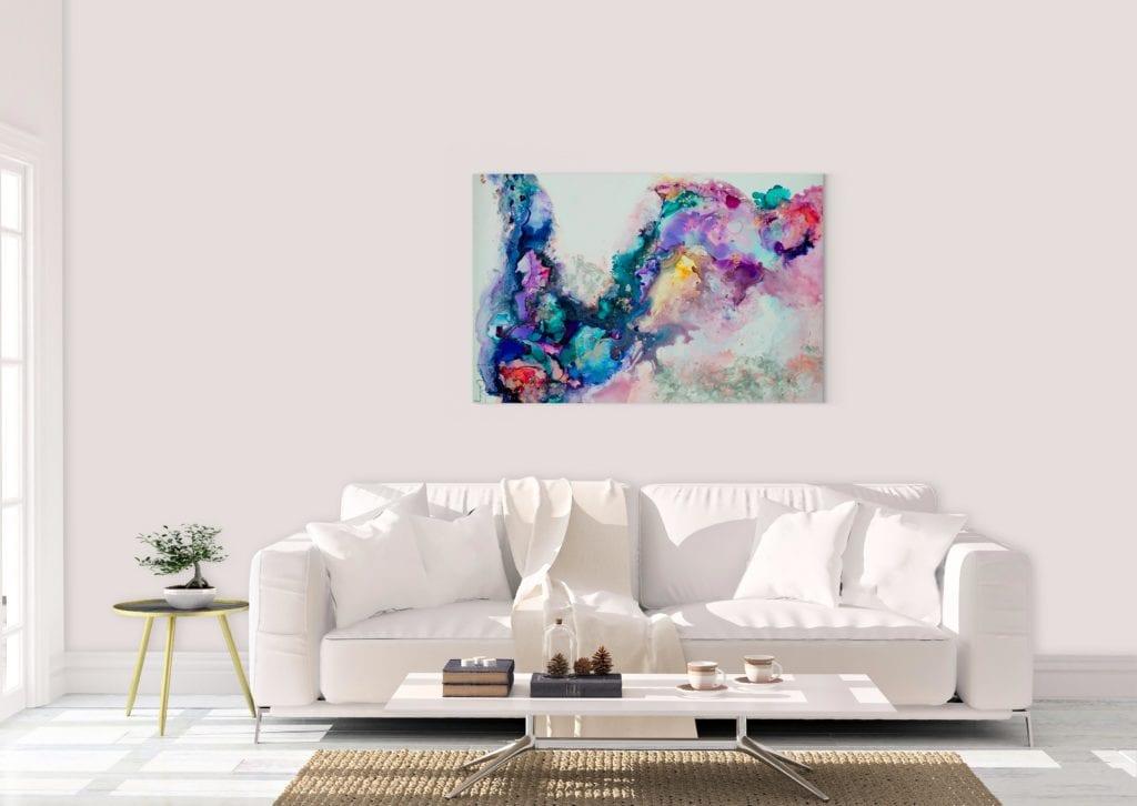 Rose Quartz Lifestyle Canvas