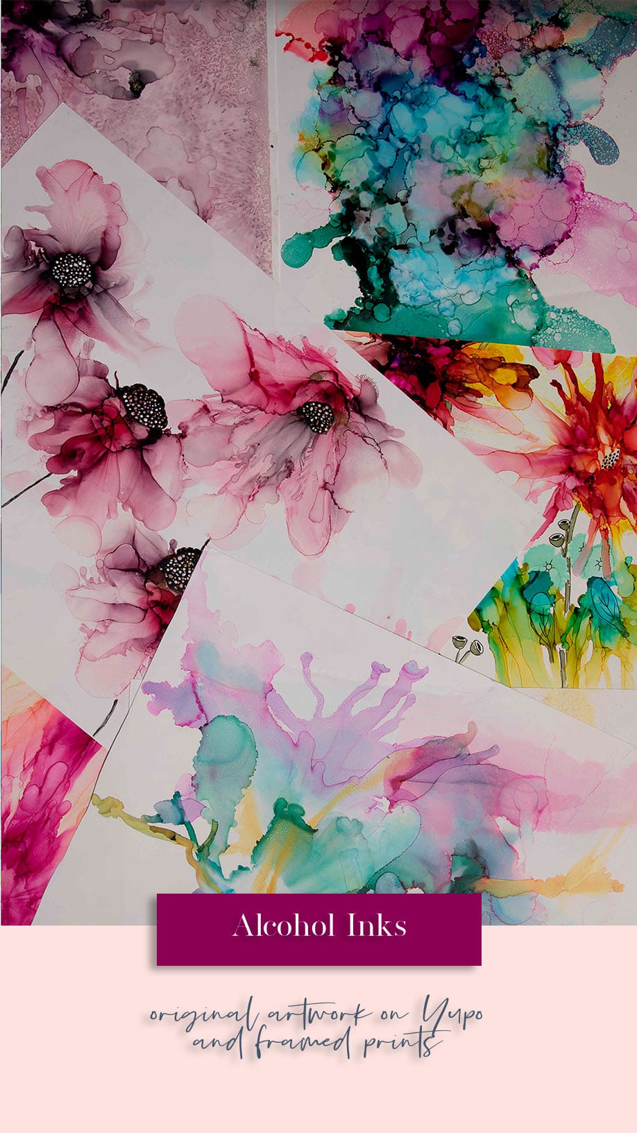 Alcohol Inks Category Image 16-9