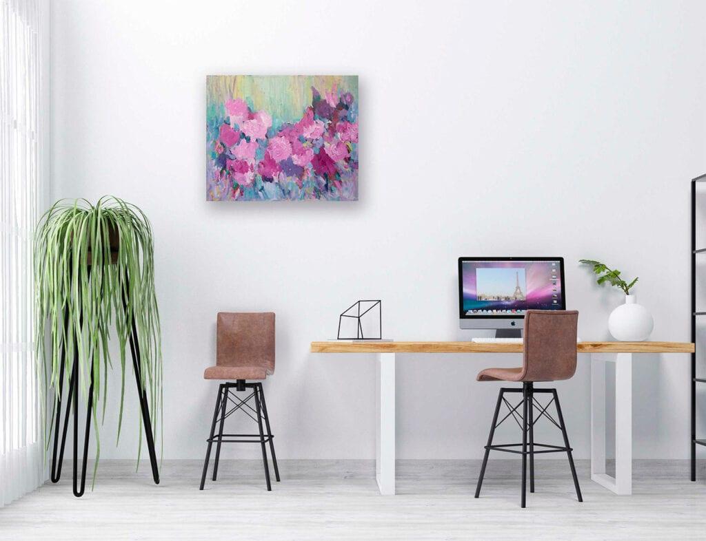 Wistful Lifestyle Office greenery