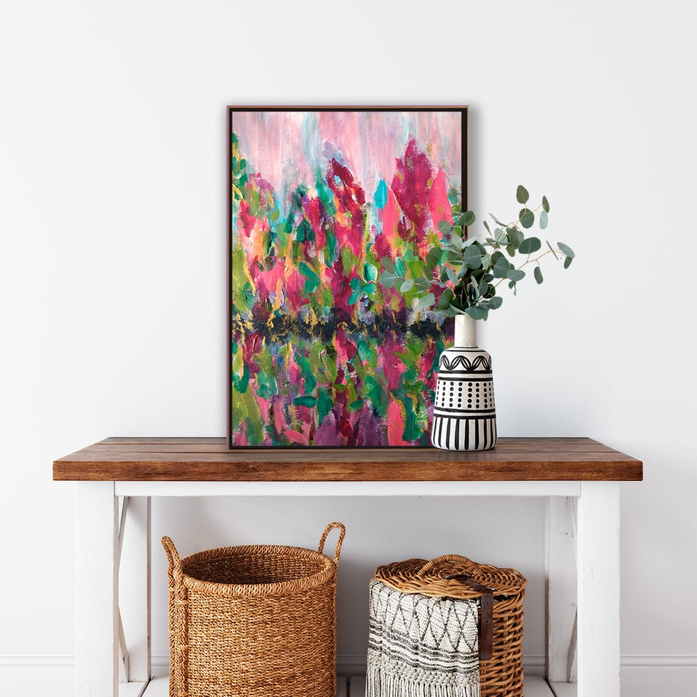 Ode To Monet 2 Lifestyle Sideboard