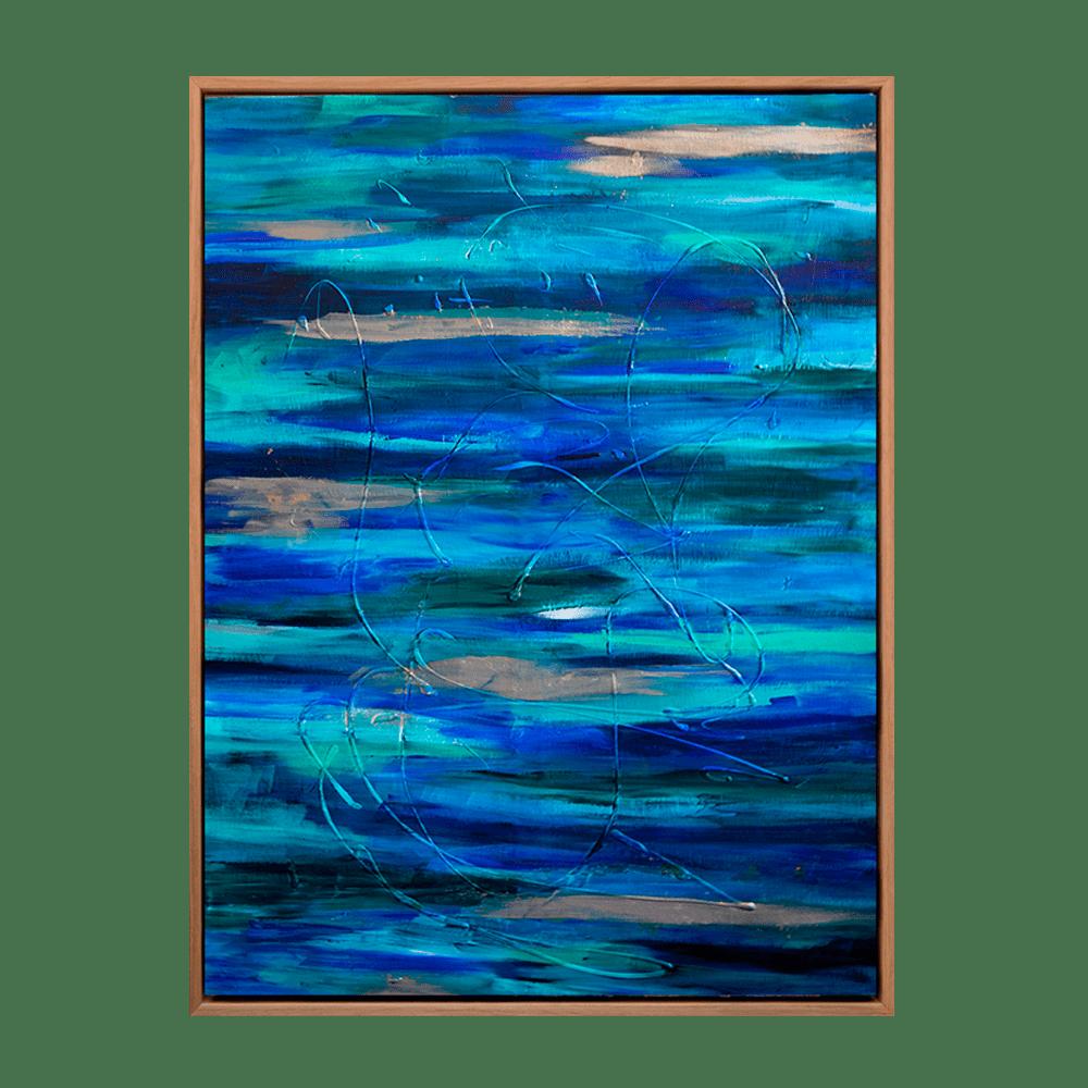 Deep Dive Framed