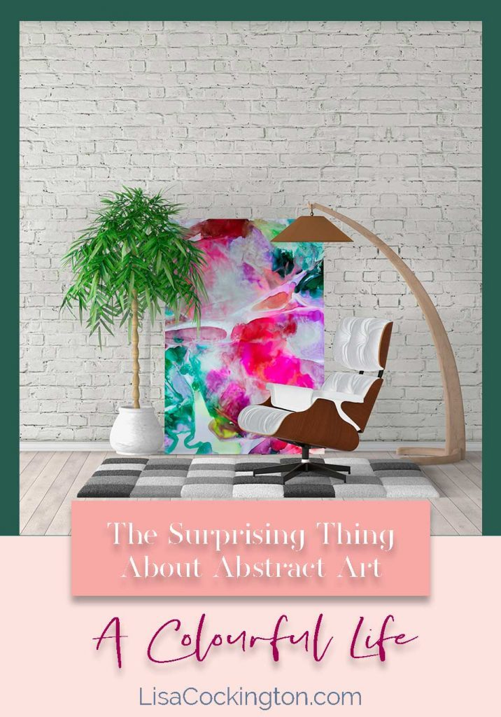 The Surprising Thing About Abstract Art